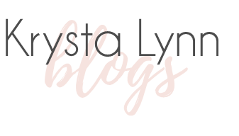 Krysta Lynn Blogs | formerly kandypants