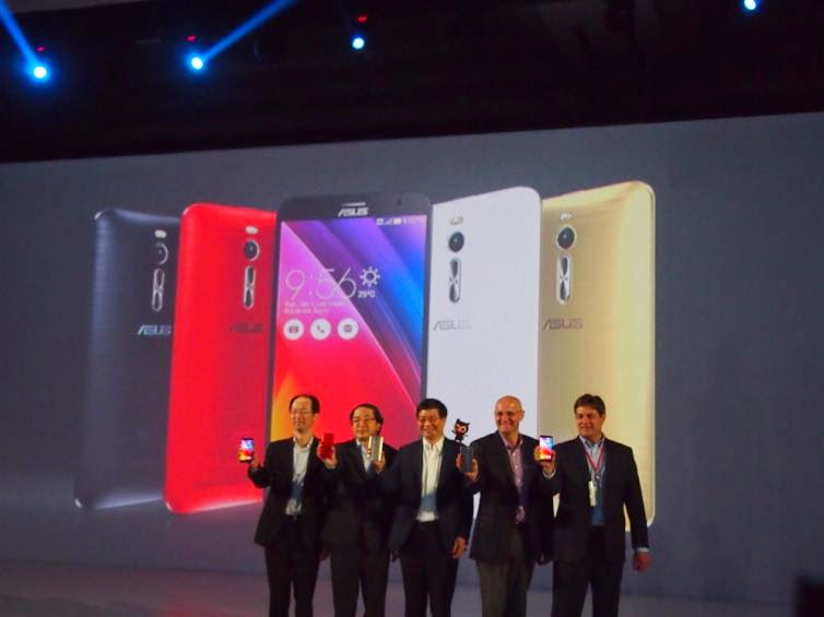 ASUS Reveals Regional Pricing of ZenFone 2