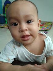 Hafiy 10 month
