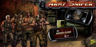 Army Sniper game for Android .apk 3D HD