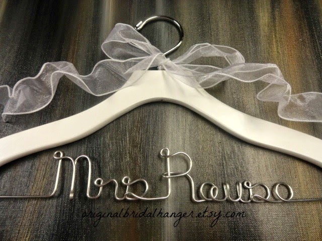 Custom Wedding Dress Hangers 9 Great We also offer this