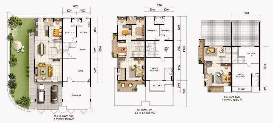 Bukit Residence Apartment Penang Com