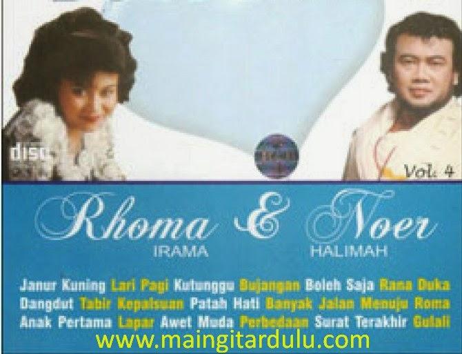 Bahtera Cinta - Rhoma Irama & Noer Halimah