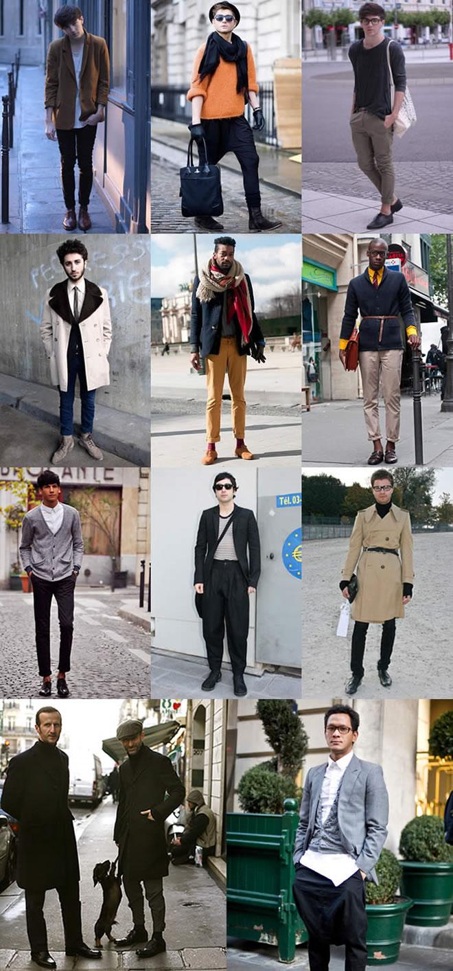 Parisian Men 2