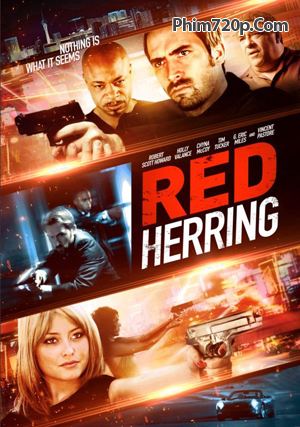 Red Herring 2015 poster