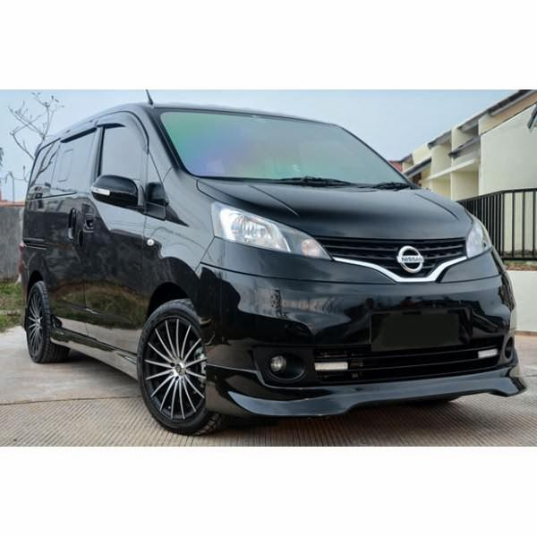Body Kit Nissan Evalia HWS