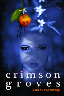 Crimson Groves by Ashley Robertson (Lori's Review)