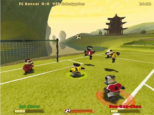 Crazy Kickers Football