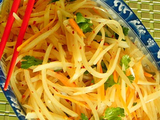 рецепты из сырой картошки