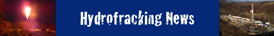 Hydrofracking News
