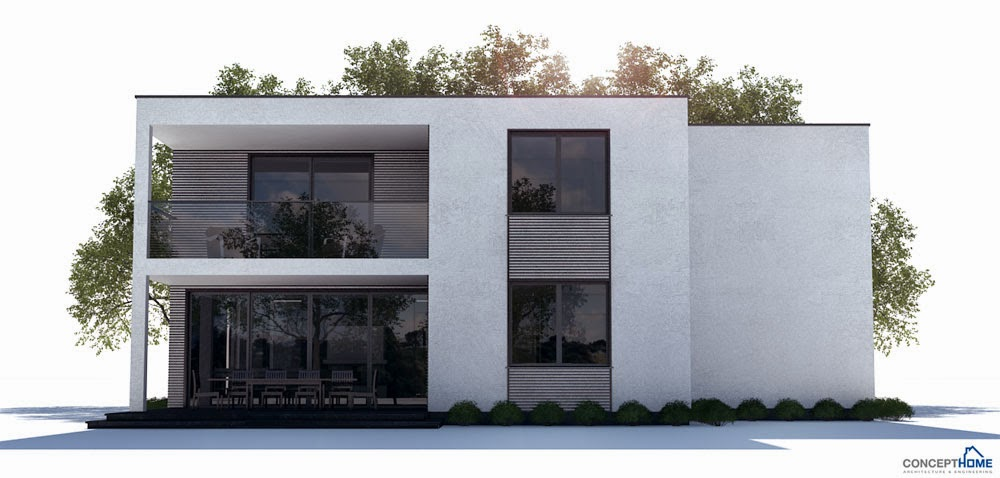 Australian House Plans Modern Australian House Plan Ch254