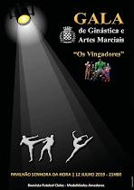 SARAU DE GINÁSTICA E ARTES MARCIAIS