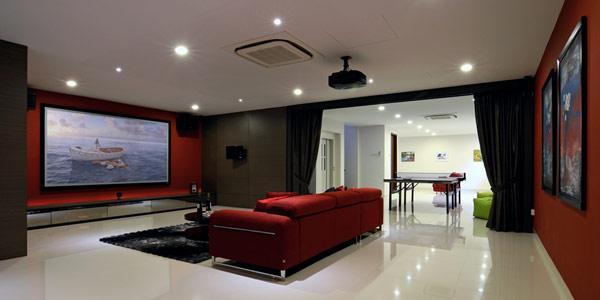 Hogares frescos interiores sin complicaciones espaciosa - Diseno de interiores casas modernas ...