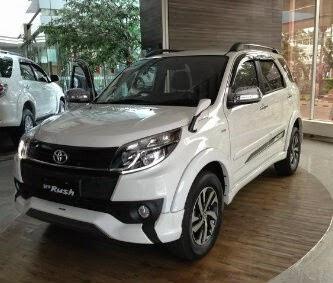 Brosur Mobil New Toyota Rush 2015
