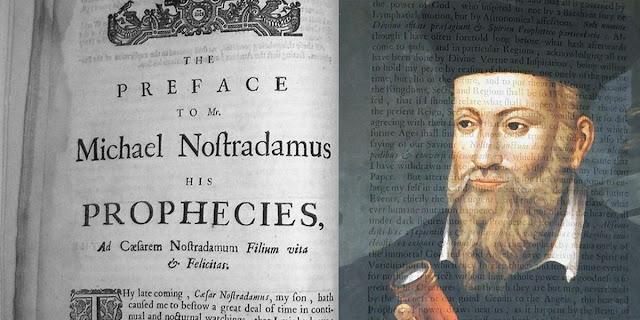 8 Nostradamus Prophecies For 2016
