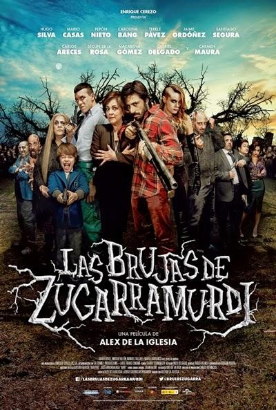 Ver Las brujas de Zugarramurdi (2013) Online