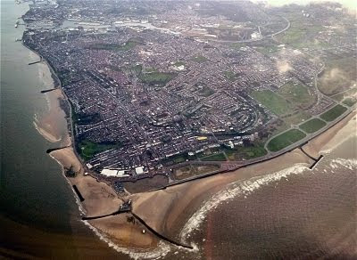 Wallasey From Above