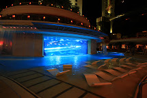 Golden Nugget Las Vegas Pool Cabana
