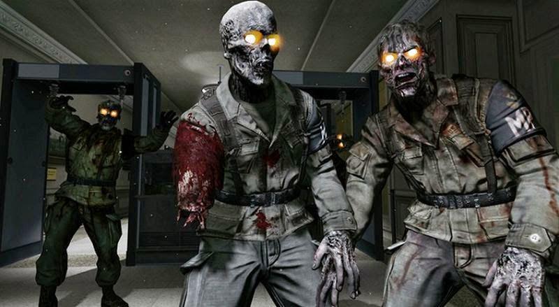 "Call of Duty Advanced Warfare ""Havoc"" exo-Zombies"