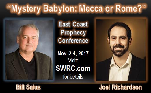 Mystery Babylon: Mecca or Rome?