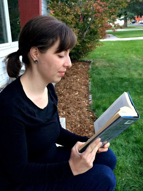 Secrets of Adulthood: I'd Rather Read Than Waste Time