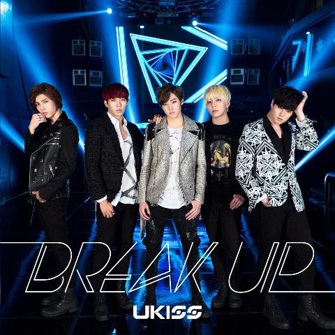 U-Kiss – Break Up [Japanese] – Single