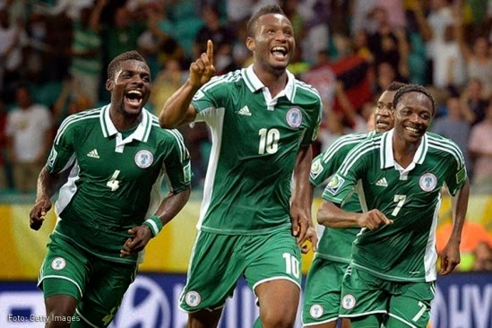 Watch Nigeria live online. World Cup Brazil 2014 games free streaming. Best websites for football matches without signing up.
