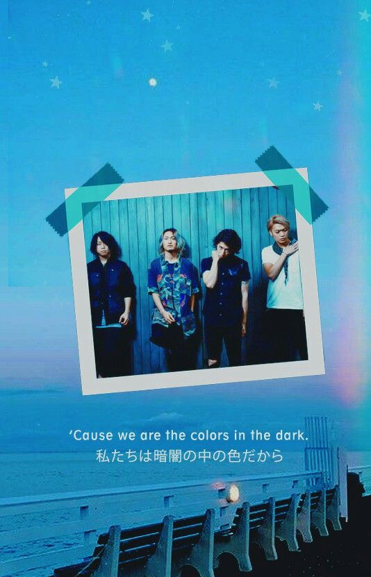 one ok rock ♥