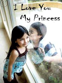 i love u my princess