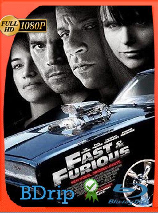 Rápido y furioso 4 (2009) BDRip [1080p] [Latino] [GoogleDrive] [RangerRojo]