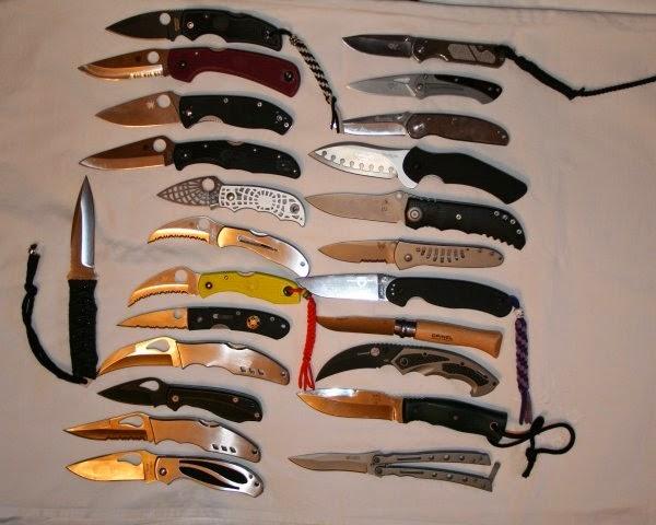 Для чего нужен нож на рыбалке