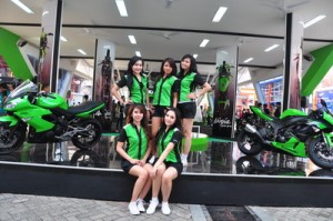 Daftar Harga Terbaru Motor Kawasaki Juni 2013