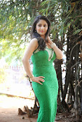 Ankita Sharma Hot photo shoto in Green-thumbnail-11