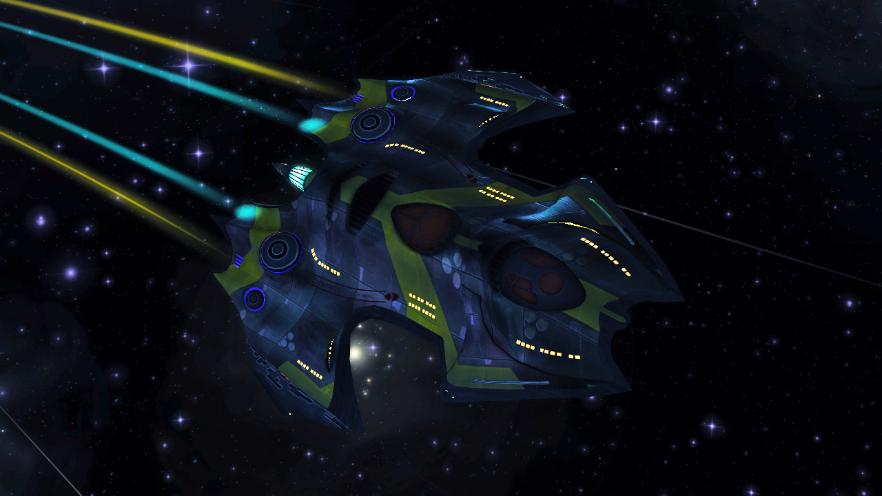 The Trek Collective Sto Timeships