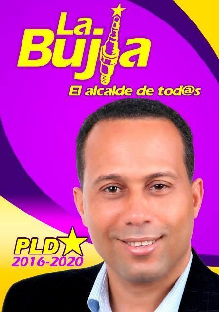FLABIO TOMAS SANCHEZ MEDRANO (LA BUJIA), ALCALDE DE CABRAL PLD Y ALIADOS 2016-2020