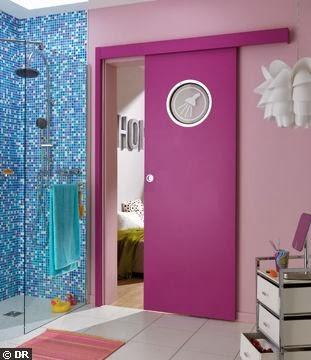 C mo escoger una puerta corredera decoraci n de interiores - Como poner una puerta corredera ...