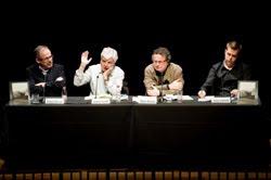 11 d'abril de 2011. Presentació del llibre el Gran Teatro Español 1892-1935. Artèria Paral·lel