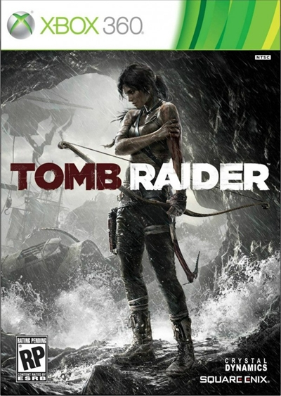 Tomb Raider Xbox 360 NTSC