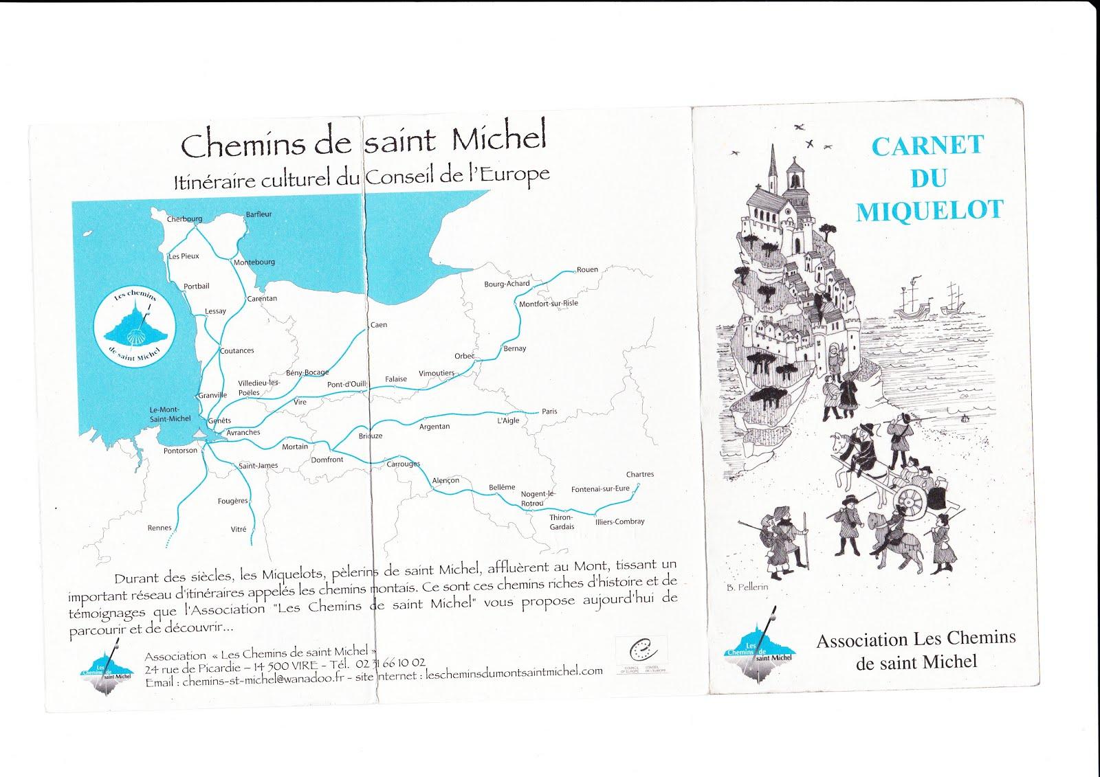 Les Chemins de Saint-Michel