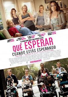 Poster de Que esperar cuando se esta esperando (2012)