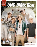 bookcover of ONE DIRECTION:  BEHIND THE SCENES