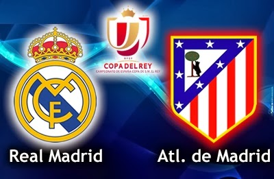 Real Madrid vs. Atlético Madrid