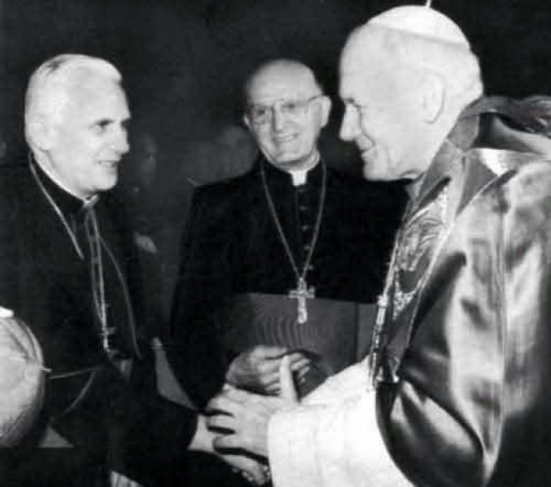 Il mio amico ges papa francesco con ratzinger e wojtyla - Divo barsotti meditazioni ...