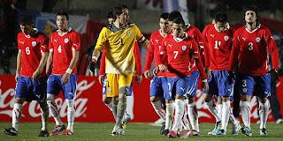 Chile de vuelta a casa con el animo por el suelo