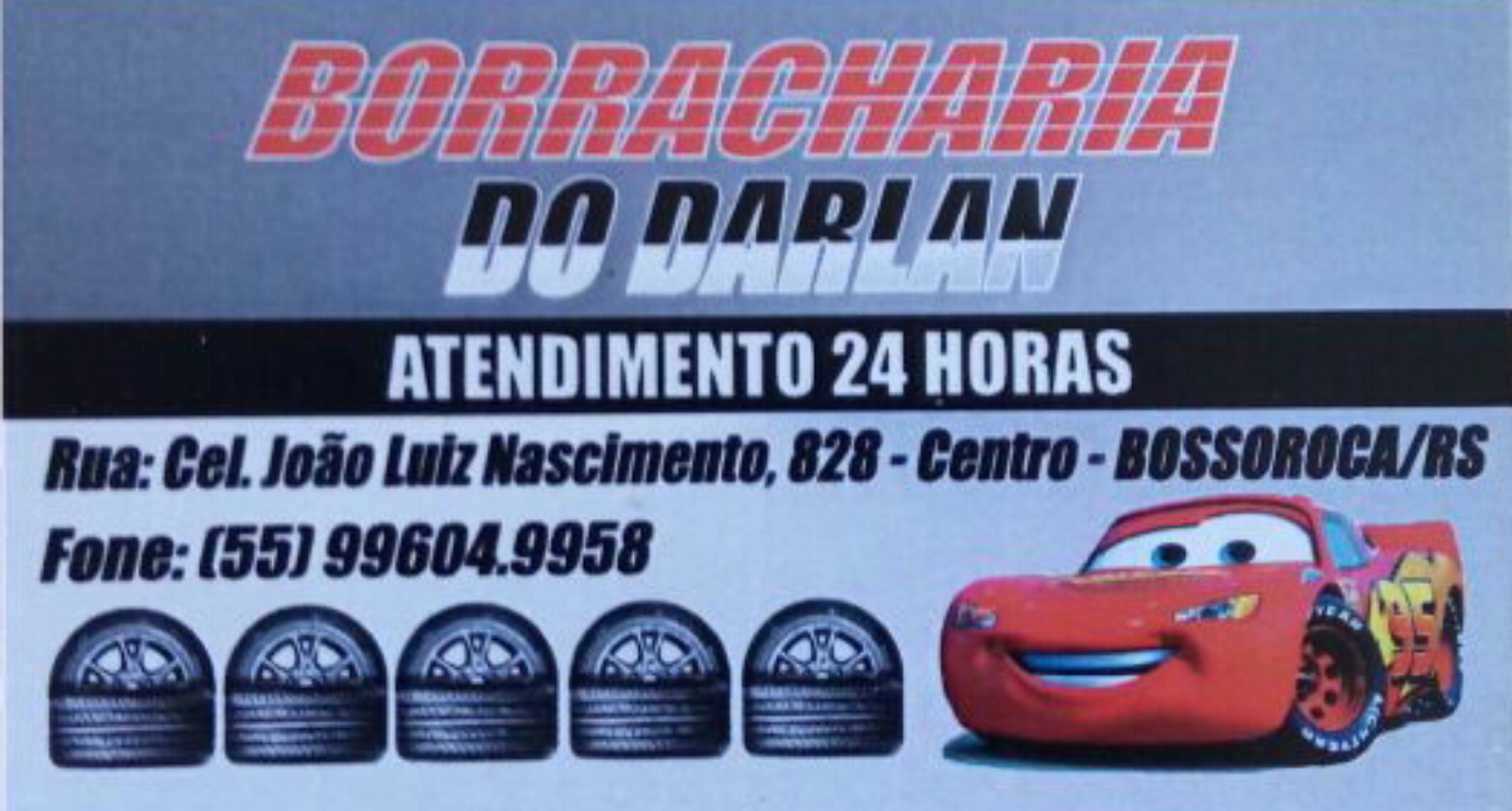 Borracharia do Darlan