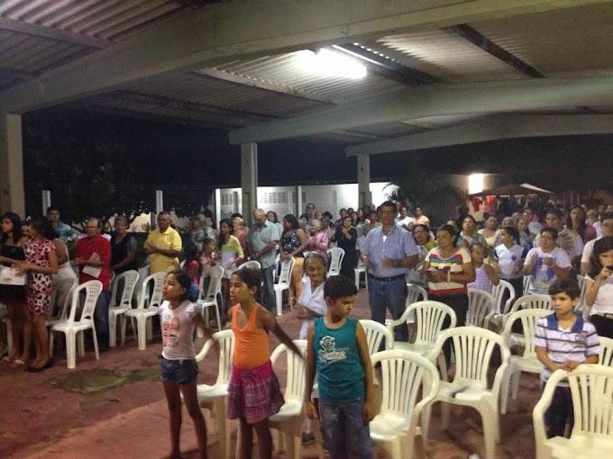 FESTA DE SÃO PEDRO NO SETOR III