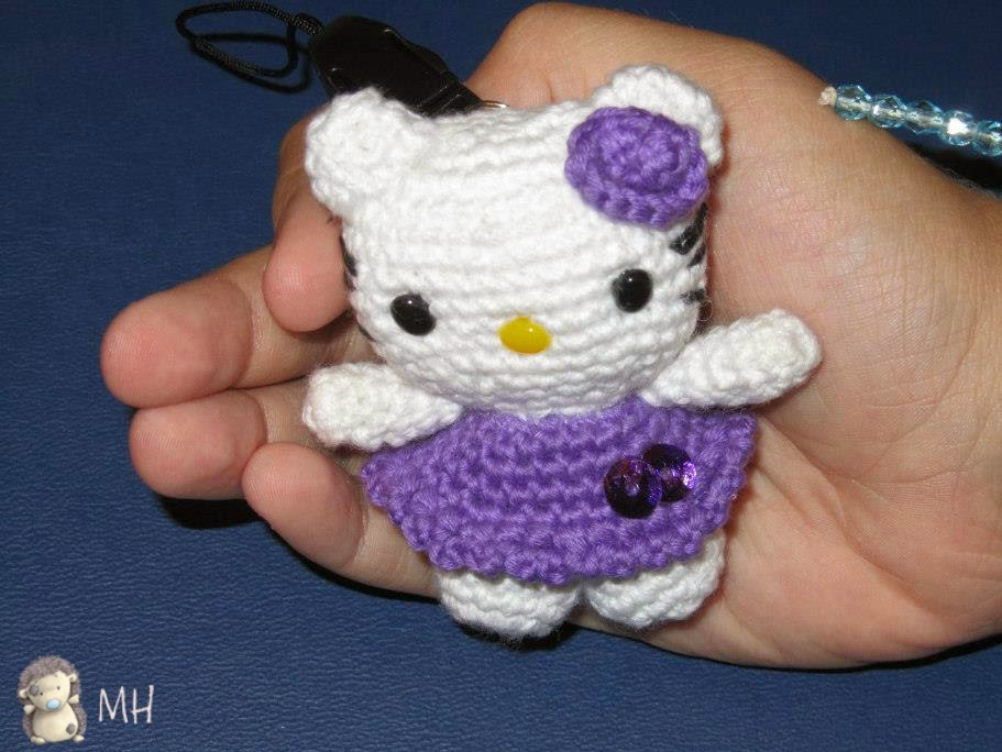 Tuto Gratuit Amigurumi Hello Kitty : MADRES HIPERACTIVAS: manualidades y DIY con y para ninos ...