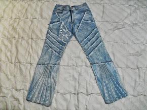 Calças Classic Jeans Tamanho 36