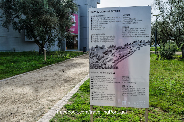 Centro de Interpretação da Batalha de Aljubarrota