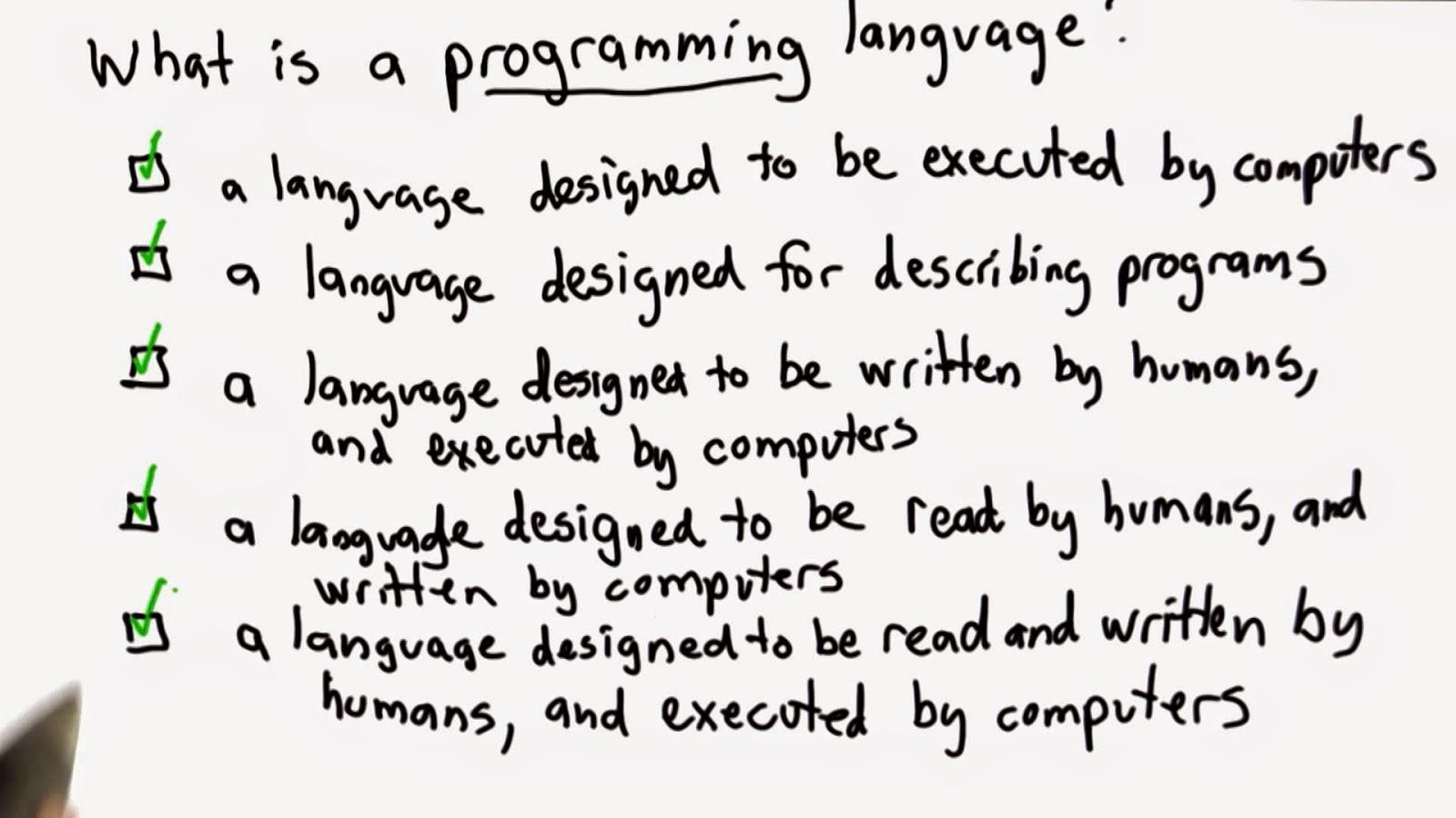 define machine language